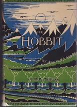 Fantasy follows quest of home-loving Hobbit to win a share of treasure. Hobbits inhabit the lands of Middle-earth.