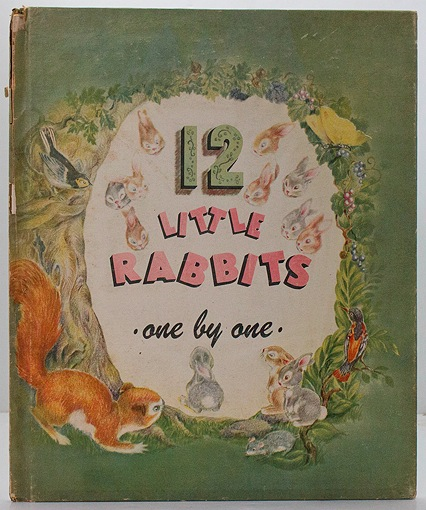 12 Little Rabbits: One by OneNA - Product Image