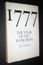 1777, The Year of the Hangmanby: Pancake, John S. - Product Image