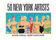 50 New York Artistsby- Marshall, Richard, Robert Mapplethorpe - Product Image