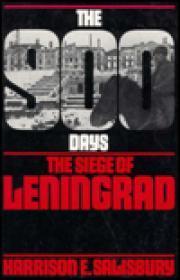 900 Days, The - The Siege of Leningradby: Salisbury, Harrison E. - Product Image