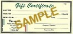 Monroe Street Books  $1 Gift Certificate - Product Image
