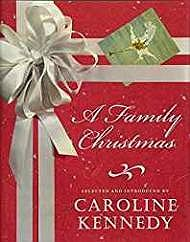 A Family Christmas (SIGNED)Kennedy (Ed.), Caroline, Illust. by: Jon J. Muth - Product Image