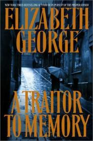 A Traitor to Memoryby: George, Elizabeth - Product Image