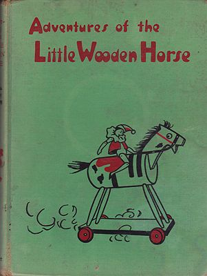 Adventures of the Little Wooden HorseWilliams, Ursula Moray, Illust. by: Joyce  Brisley - Product Image