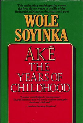 Ake: The Years of ChildhoodSoyinka, Wole - Product Image