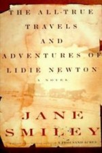 All-True Travels and Adventures of Lidie Newton, The by: Smiley, Jane - Product Image