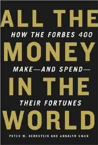 All the Money in the World: How the Forbes 400 Make-- and Spend-- Their FortunesSwan, Annalyn (Editor) - Product Image