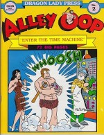Alley Oop: Enter the Time Machine - No. 2by: Hamlin, V.T. - Product Image