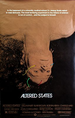 Altered States (MOVIE POSTER)N/A - Product Image