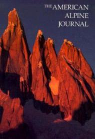 American Alpine Journal: 1988by: N/A - Product Image