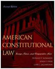 American Constitutional Law: Governmental Powers and Democracy, Volume 1Kommers, Donald P. - Product Image