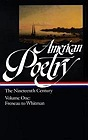 American Poetry: The Nineteenth Century - Volume One -  Philip Freneau to Walt WhitmanHollander (Ed.), John - Product Image