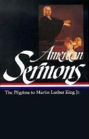 American Sermons: The Pilgrims to Martin Luther King Jr.Warner (Ed.), Michael - Product Image