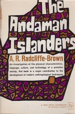 Andaman Islanders, Theby: Radcliffe-Brown, A.R.  - Product Image