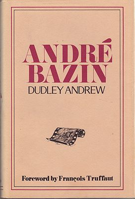 Andre BazinAndrew, Dudley - Product Image