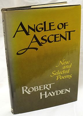 Angle of ascent: New and selected poemsHayden, Robert Earl - Product Image