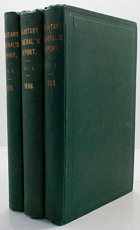 Annual Report of the Adjutant General (3 Vols)State of New York - Product Image