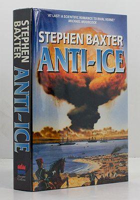 Anti-Ice (SIGNED COPY)Baxter, Stephen - Product Image