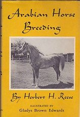 Arabian Horse BreedingReese, Herbert H., Illust. by: Gladys Brown  Edwards - Product Image