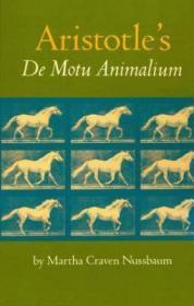 Aristotle's De Motu Animaliumby: Nussbaum, Martha C. - Product Image
