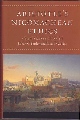 Aristotle's Nicomachean Ethics Bartlett, Robert C./Susan D. Collins - Product Image