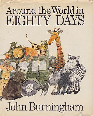 Around the World in Eighty DaysBurningham, John, Illust. by: John  Burningham - Product Image