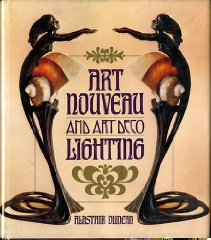 Art Nouveau and Art Deco Lightingby: Duncan, Alastair - Product Image