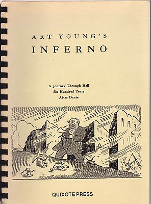 Art Young's Inferno - A Journey Through Hell Six Hundred Years After Dante - Spriral bound abbreviated versionYoung, Art - Product Image