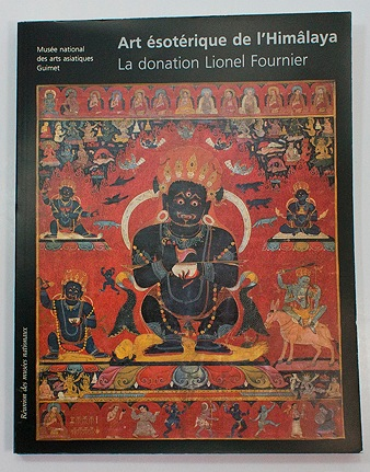 Art esoterique de L'Himalaya - Catalogue de la donation Lionel FournierBeguin, Gilles - Product Image