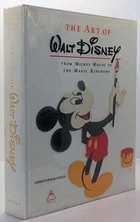 Art of Walt Disney, The: from Mickey Mouse to The Magic KingdomsFinch, Christopher - Product Image