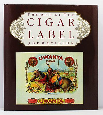 Art of the Cigar Label, TheDavidson, Joe - Product Image
