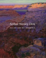 Arthur Wesley Dow, 18571922: His Art and His Influenceby: Moffatt, Frederick C. - Product Image