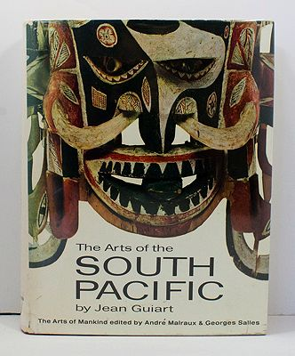Arts of the South Pacific, TheGuiart, Jean - Product Image