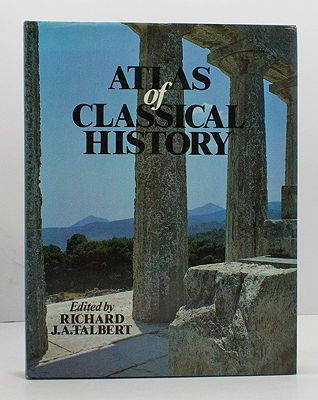 Atlas of Classical HistoryTalbert (Ed.), Richard J. A. - Product Image