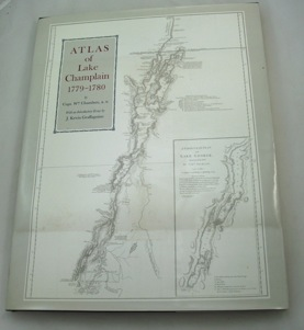 Atlas of Lake Champlain 1779-1780Chambers, Captain William - Product Image