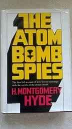 Atom Bomb Spies, TheHyde, H. Montgomery - Product Image