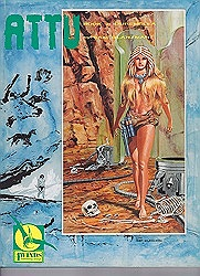 Attu, Book 2: Durenella (SIGNED COPY)by: Glanzman, Sam - Product Image