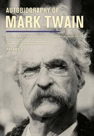 Autobiography of Mark Twain, Volume 3: The Complete and Authoritative EditionTwain, Mark - Product Image