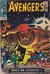 "Avengers, The:"" Once an Avenger"" -  # 23 December 1965Lee, Stan and Don Heck - Product Image"