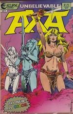 Axa: The Donorby: Romero, E. B. - Product Image