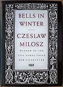 BELLS IN WINTERMilosz, Czeslaw - Product Image