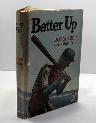 Batter UpScholz, Jackson - Product Image