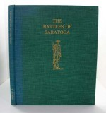 Battles of Saratoga, Theby: Elting, John R. - Product Image