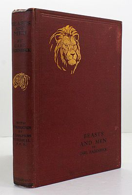 Beasts And Men Being Carl Hagenbeck's Experiences For Half A Century Among Wild Animals Hagenbeck, Carl - Product Image