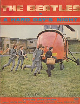 Beatles in A Hard Day's Night, TheBeatles, The (United Artists) - Product Image