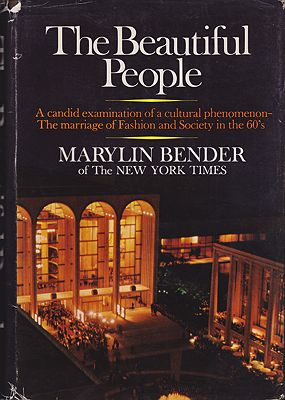 Beautiful People, TheBender, Marylin - Product Image