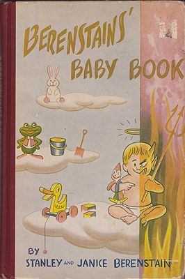 Berenstains' Baby BookBerenstain, Stanley and Janice , Illust. by: Stan and Jan  Berenstain - Product Image