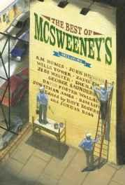 Best of McSweeney's, TheEggers, Dave (editor), Illust. by: Daniel G Clowes, Chris Ware, Joe Sacco and Adrian Tomine - Product Image