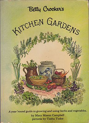 Betty Crocker's Kitchen GardensCampbell, Mary Mason - Product Image